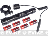 Evike.com High Power X9 9P CREE LED Combat Tac Light Package