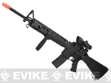 A&K Full Metal M16-A4 SPR DMR Airsoft AEG Rifle (Lipo Ready / QS Gearbox / 400 FPS)