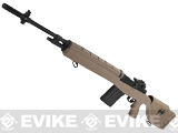 G&P M14 Socom DMR Proto Airsoft AEG Sniper Rifle - Dark Earth