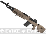Pre-Order Estimated Arrival: 11/2014 --- G&P M14 DMR Recon Airsoft AEG Sniper Rifle - Dark Earth