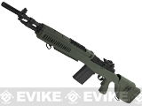 G&P M14 DMR Recon Airsoft AEG Sniper Rifle - Foliage Green