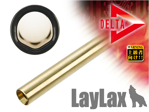 Prometheus 6.20mm Delta Strike Precision Widebore Inner Barrel for Airsoft AEG Rifles - 110mm