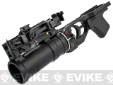 GP-30 Type AK74 Style Airsoft Grenade Launcher w/ Shell by Dboy / Lancer