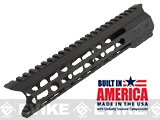 Matrix Arms 9 5.56 Charlie Keymod Free Float Hand Guard for AR15 / M4 / M16 Rifles - Black