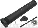 G&P Laser Numbered 6-Position stock tube buffer pipe for M4 M16 Series Airsoft AEG Rifles
