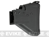 A&K M60 Fixed Stock For MK60 Series Airsoft AEG