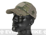 Condor / Evike.com Mil-Spec Patch Ready Tactical Ball Cap (Color: Multicam)