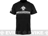 Evike.com Awesomeness Tshirt - Black (Size: Small)