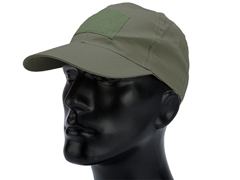 Phantom Gear Rip-Stop Patch Ready Operator Tactical Ball Cap (Color: OD Green)