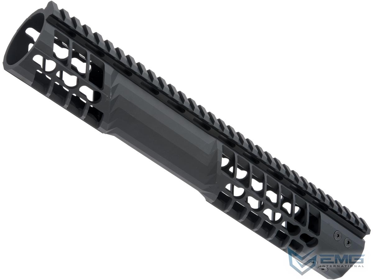 EMG F-1 Firearms Officially Licensed BDR Keymod Handguard for M4/M16 Series Airsoft AEGs (Color: Black / 12.75)