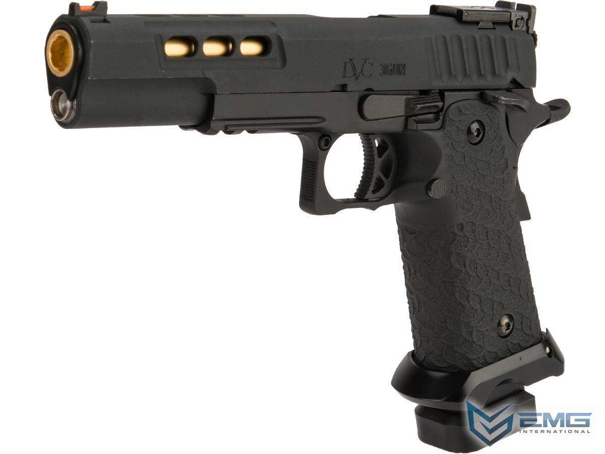EMG / STI International DVC 3-GUN 2011 Airsoft Training Pistol (Model: CO2)