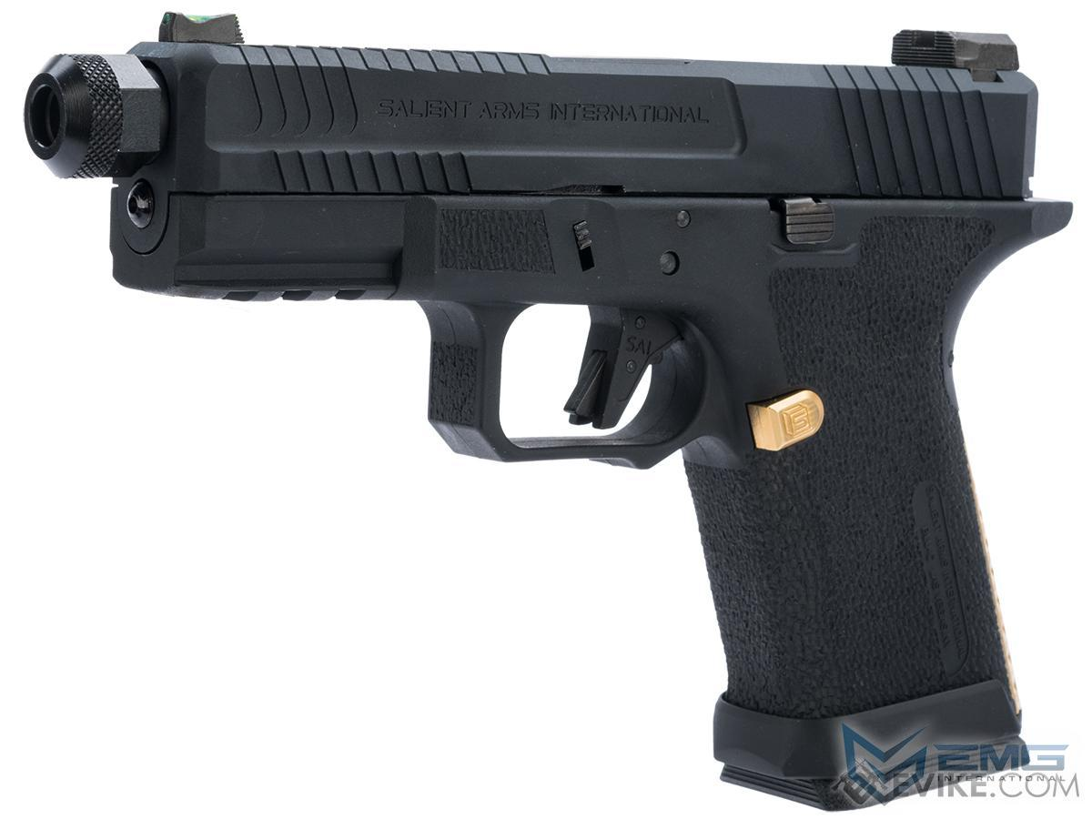 EMG Salient Arms International BLU Compact Airsoft Training Weapon (Type: w/ Green Gas Mag)