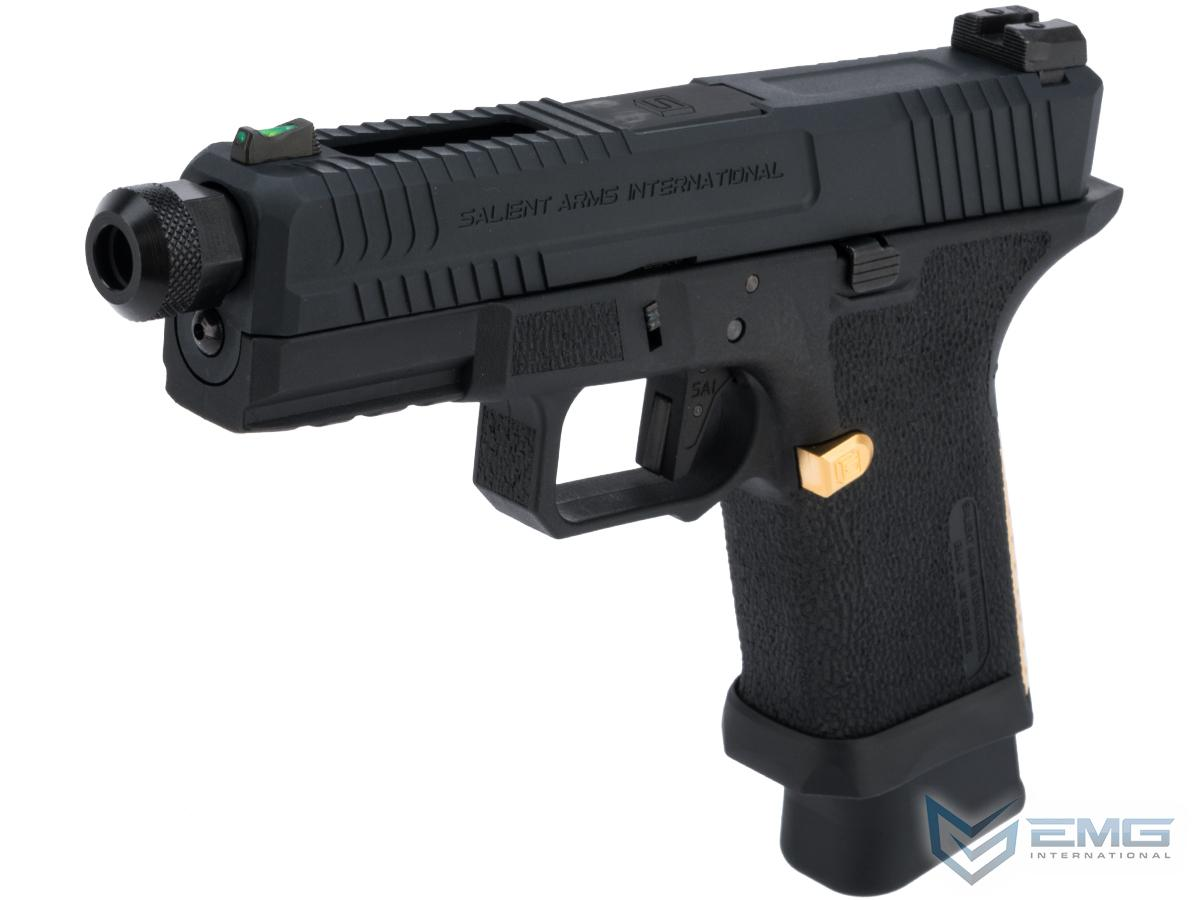EMG Salient Arms International BLU Compact Airsoft Training Weapon (Type: w/ CO2 Mag)