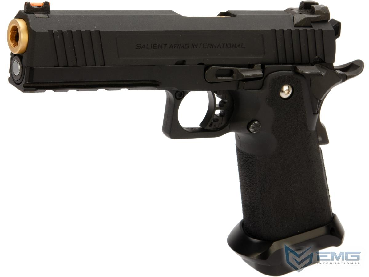 EMG / Salient Arms International™ RED Hi-Capa Training Weapon (Model: Aluminium / Gas)