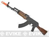 Bone Yard - JG Electric Blowback AK74 Airsoft AEG Rifle with Metal Body and Real Wood Furniture (Store Display, Non-Working Or Refurbished Models)