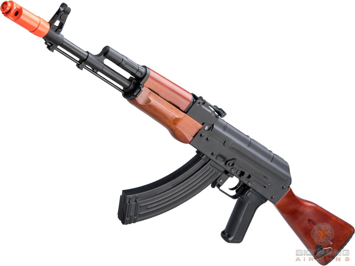Big Bang Air Guns AK74 CO2 Gas Air Rifle (.177 Caliber Air Gun)