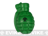 Evike.com Officially Licensed Stress Relief Foam Hand Grenade (Color: Green)