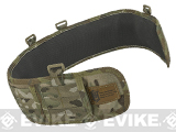 HSGI Slotted Sure-Grip Padded Duty Belt (Color: Multicam / Small 30.5)