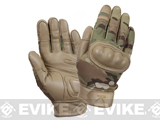 z Rothco Hard Knuckle Tactical Gloves - Multicam (Size: Large)