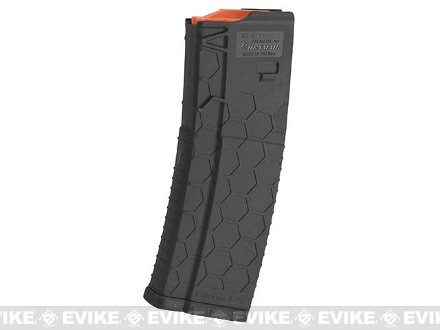 Pre-Order ETA December 2020 Hexmag Series 2 TRUE Riser System HX10/30 AR / M4 Magazine 5.56x45mm NATO (Color: Black)