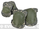 Avengers Special Operation Tactical Knee Pad / Elbow Pad Set (Color: ACU)