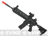 WE-Tech Open Bolt M4-SOL Carbine Airsoft GBB Rifle - Black