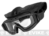 Revision Desert Locust Extreme Weather Basic Goggles (Color: Black / Clear)