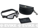 Revision Exoshield Extreme Low-Profile Eyewear - Black/Smoke