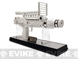 Drax Enterprise Corp. Laser Rifle from James Bond's Moonraker by Factory Entertainment