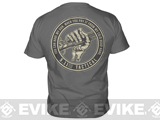 z 5.11 Tactical Cold Hands T-shirt - Charcoal / Large