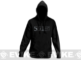 5.11 Tactical Camo Logo Hoodie - Black (Size: Medium)