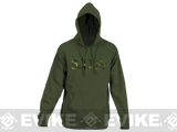 5.11 Tactical Camo Logo Hoodie - Fatigue / X-Large