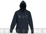 5.11 Tactical Camo Logo Hoodie - Pacific Navy / X-Large