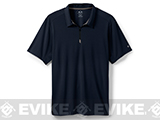 Oakley 1/4 Zip Polo - Navy Blue (Large)