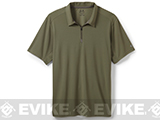 Oakley 1/4 Zip Polo - Worn Olive (Large)