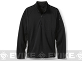 Oakley Hydrofree 1/4 Zip Fleece - Jet Black (X-Large)
