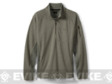 Oakley Hydrofree 1/4 Zip Fleece - Worn Olive (Large)