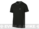 Oakley Exposure Crew T-Shirt - Jet Black Heather