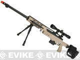 WELL MB4411D Bolt Action Airsoft Sniper Rifle (Color: Tan)