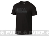 Oakley Flag T-shirt - Jet Black / Medium