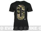 Oakley Men's Cam-O T-Shirt - Jet Black / Large