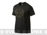 Oakley Praetorian T-Shirt - Black (Medium)