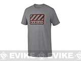 Oakley  50/50 Badge  T-Shirt - Grey (Size: Large)