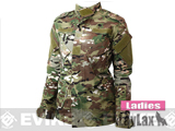Laylax Ghost Gear Ladies Tactical BDU Jacket - Multicam / Large