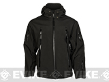 Laylax Ghost Gear Tactical Water-Repellent Jacket - Black / Large