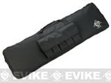 Evike Custom Gun Case- Single Soft  42 Tactical Rifle Bag - Black