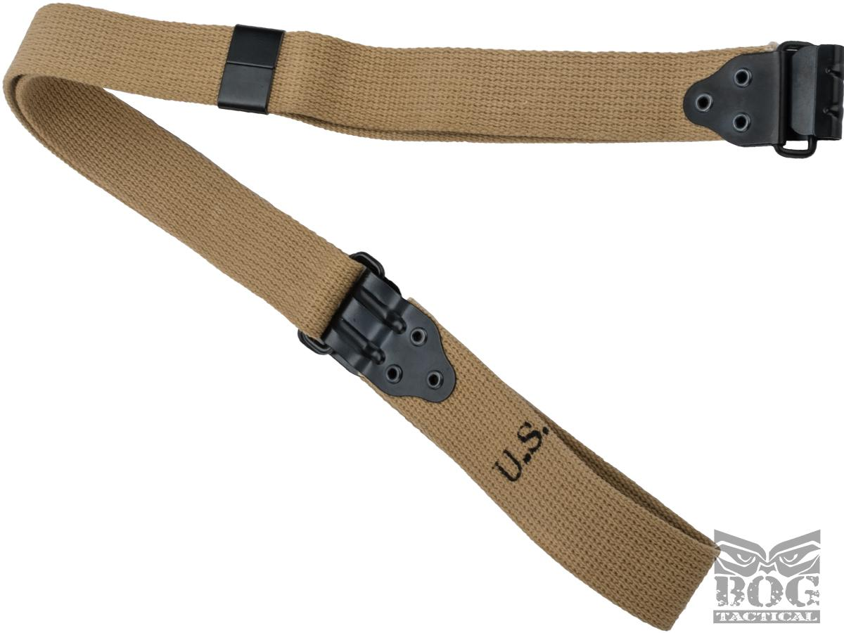Black Owl Gear Reproduction WWII Sling for M1A1 Thompson Submachine Guns