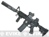 Evike.com G&P Rapid Fire II DUAL-FPS Airsoft AEG Rifle w/ QD Barrel Extension