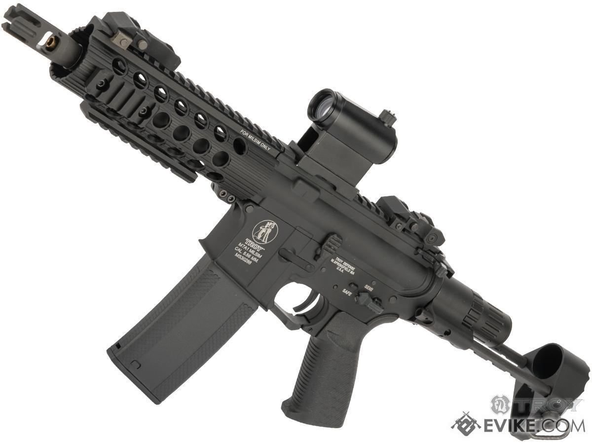 Troy Industry Licensed M7A1M4 Airsoft AEG (Model: i5 / 7.5 Rail)
