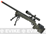 McMillan USMC M40A3 Precision ProLine Airsoft Sniper Rifle by ASG (Color: OD Green)